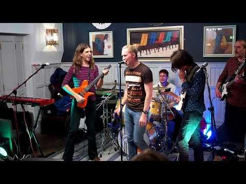 The Jam Knights @ The Ship Inn. Jam #310