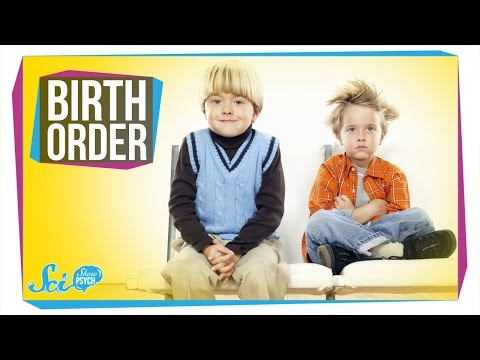 Does Birth Order Affect Your Personality?