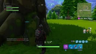 Fortnite teleportation bug\glitch