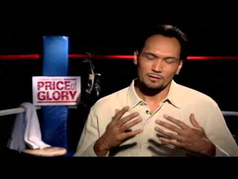 Price of Glory: Jimmt Smits Exclusive