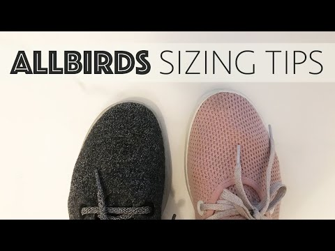Allbirds Sizing | Tips To Buy The Right Pair
