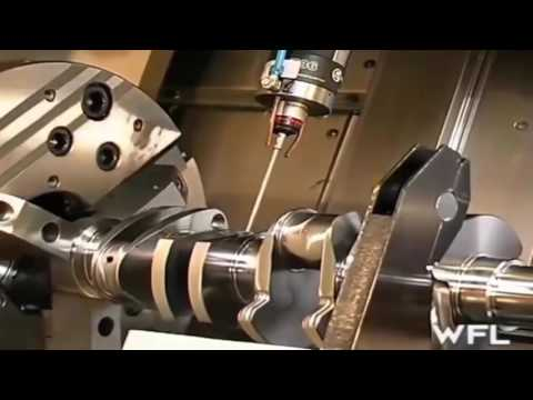 Amazing Heavy Duty Lathe The Most CNC Machines Working Awesome