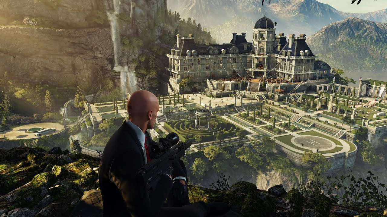 Hitman 2 will introduce co-op assassinations this November