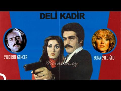 Kan Deli Kadir - Eski Türk Filmi Tek Parça (Restorasyonlu)