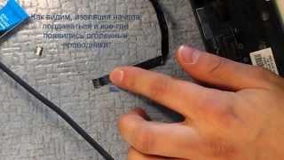 видео Ремонт ноутбука Acer TravelMate 5230 в сервис-центре Acer Москва тел.: +7(499)653 70 17