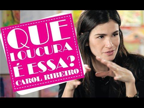 Das passarelas para a televisão: Carol Ribeiro no 'Que Loucura É Essa?'