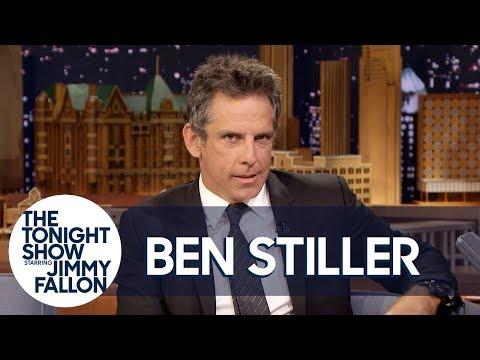 Ben Stiller's Inner Monologue During His Interview