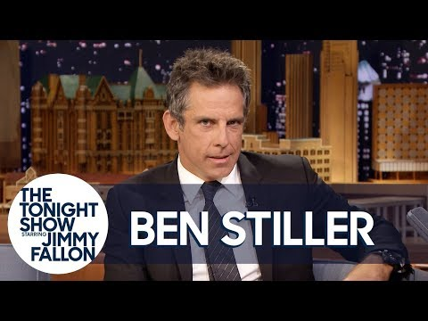 Ben Stiller's Inner Monologue During His