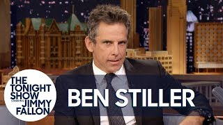 connectYoutube - Ben Stiller's Inner Monologue During His Interview