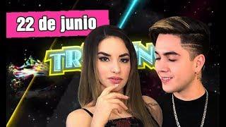 Video TRENDING 22 JUNIO - YOUTUBERS EN VIDCON, CHAMARRA DE MELANIA, INSTAGRAM VS YOUTUBE Y MÁS. download MP3, 3GP, MP4, WEBM, AVI, FLV Juli 2018