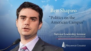 The 3 Moments that made Ben Shapiro Famous