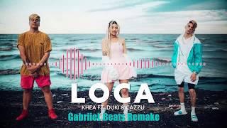 Khea - Loca ft. Duki & Cazzu (INSTRUMENTAL)