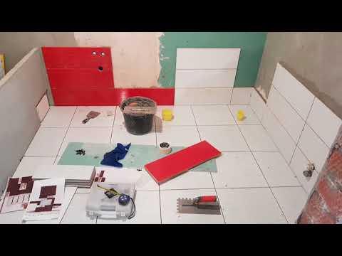 Ремонт квартир в Новосибирске - Ремонт санузла (Отделочные работы ванной комнаты)