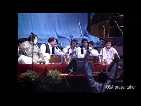 Dam Mast Qalandar - Ustad Nusrat Fateh Ali Khan - OSA Official HD Video
