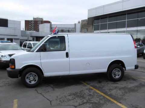 2013 Chevrolet Express - US2003