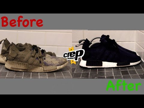 How to Clean Adidas NMDs