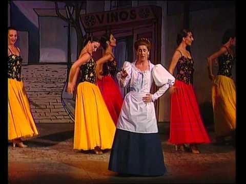 """Tango de la Menegilda"" de ""La Gran Vía"""