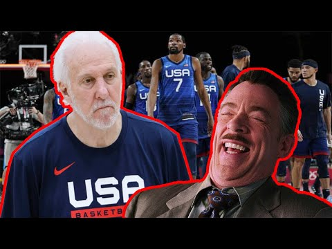 Download Dan Wolken DESTROYS Gregg Popovich and says he STINKS as a coach after Team USA loses to France!