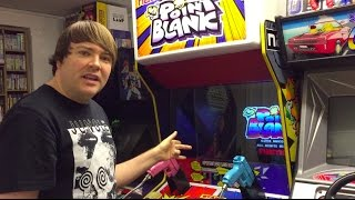 Johnny l's Gaming Garage Ep 7 - Namco Point Blank I and II