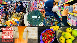 RAMADAN Shopping|Time saving tips & tricks for Ramadan|NESTO  Kozhikode|Tastetours by Shabna Hasker