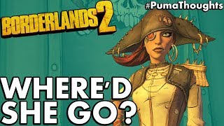 Borderlands 2: What Happened to Captain Scarlett? Will She Return in Borderlands 3? #PumaThoughts