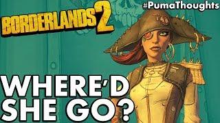 Borderlands 2: What Happened to Captain Scarlett? Will She Return in Borderlands 3? #PumaThoughts