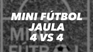 Mini fútbol 4 vs 4 CDMX