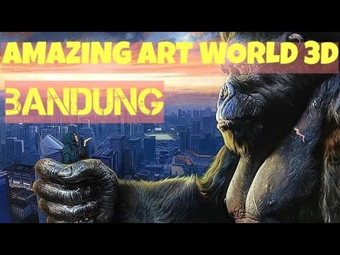 Amazing Art World 3D Art Museum Bandung - Kelompok 4 - #greatdigitalnorth