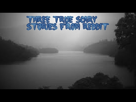 3 True Scary Stories From Reddit (Vol. 15)