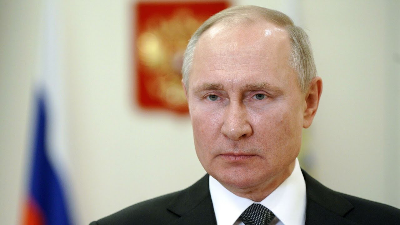 Владимир Путин проводит совещание об итогах реализации посланий Президента  - 1 часть (08.04.21)