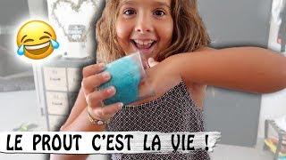 J'en peux plus d'elle !  Vive le Slime  😂  / Family Vlog