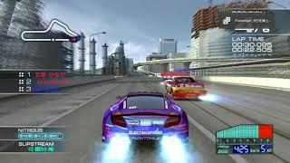 Ridge Racer 7 Online Battle Europe VS Asia (part 3)