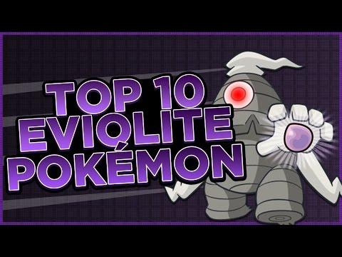 Top 10 Eviolite Pokémon (remastered)