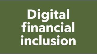 Digital financial inclusion thumbnail