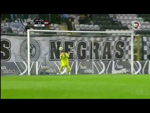 FRANGO DE VARELA | BOAVISTA FC 2 - 1 SL BENFICA | 2017/2018