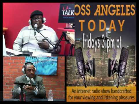 Boss Angeles Today Ft. Singer Aiza Ntibarikure & Curtis Elerson 01-20-17