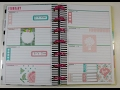 Plan with Me in my Mini Happy Planner (ft Vintage Glam Studio)