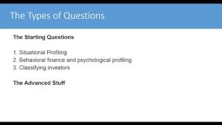 Scoring Points on CFA L3 Individual IPS (Investment Policy Statement) Questions