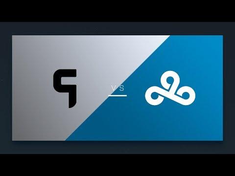 CS:GO - Ghost vs. Cloud9 [Train] Map 1 - NA Matchday 14 - ESL Pro League Season 8