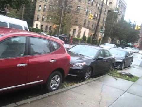 Hurricane Sandy Coney Island avenue Midwood Brooklyn NY (Part 12)