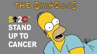 The Simpsons - Stand Up to Cancer SU2C (2008-2010)