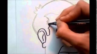 Rektor Skinner zeichnen