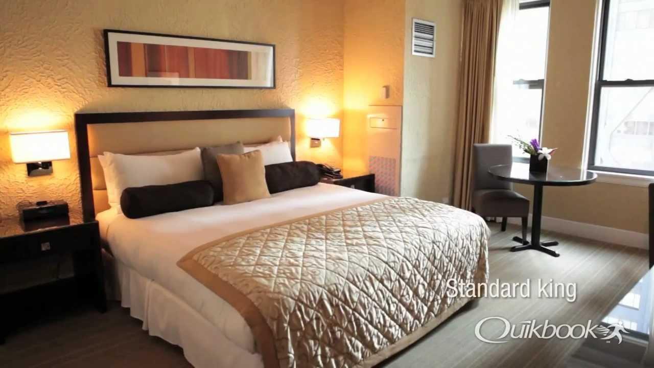 Raffaello Hotel Chicago Video Review
