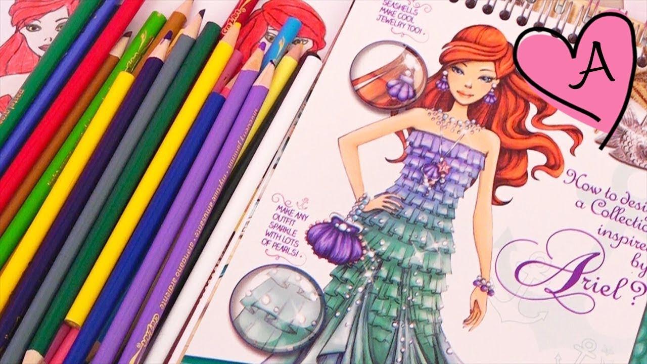 Modas Al Estilo Ariel La Sirenita Juegos De Vestir De Princesas Muñecas Y Juguetes Con Andre
