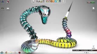 Snake NeonVisual