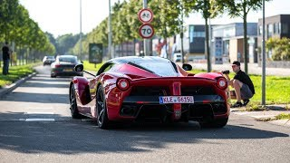 Supercars Accelerating - LaFerrari, Huracan Performante, 3x GT3 RS, Scuderia, 2x Aventador,...