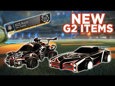 ROCKING THE NEW G2 ITEMS