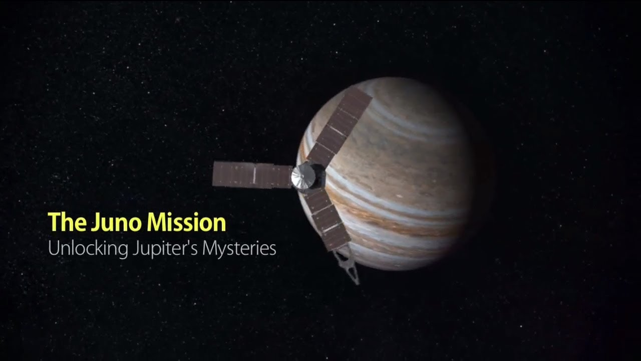 Juno Mission overview: Unlocking Jupiter's Mysteries - YouTube