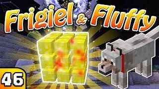 FRIGIEL & FLUFFY : Le bloc de lumière | Minecraft - S6 Ep.46