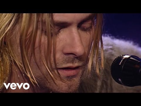 Nirvana - Something In The Way (Live On MTV Unplugged Unedited, 1993)